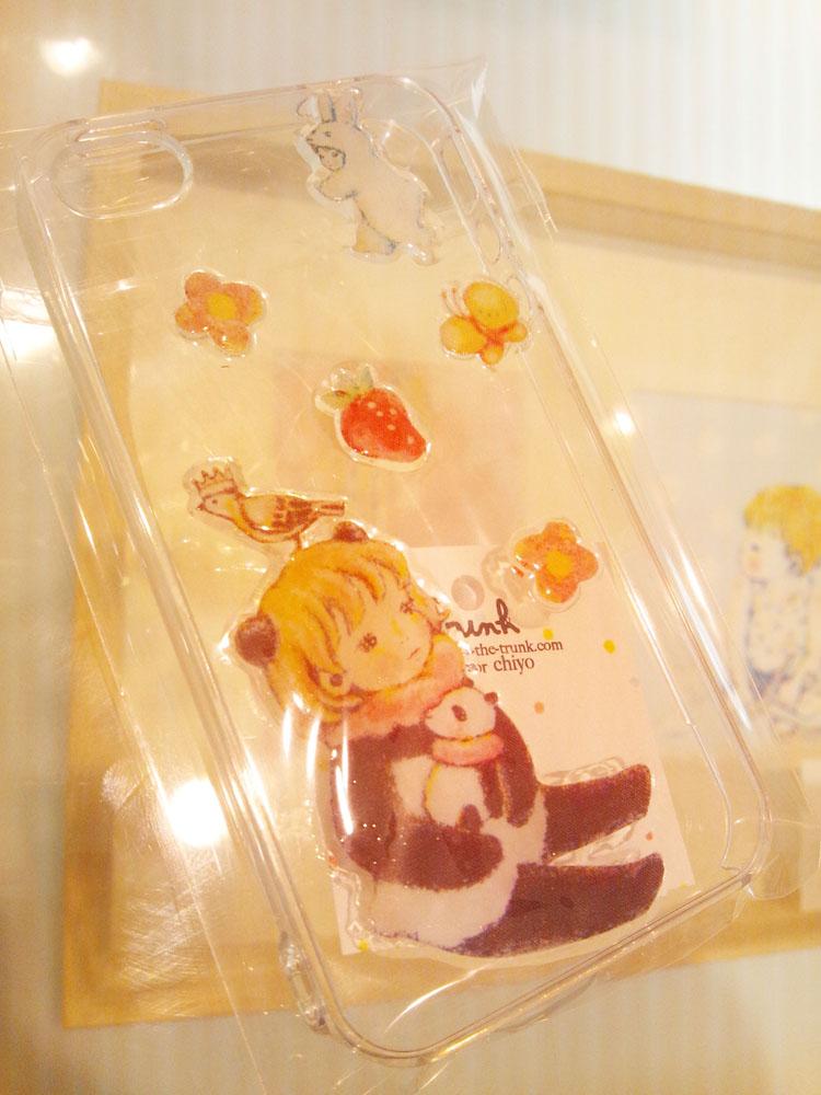 池袋ロフト:trunk:chiyoフェア7/30-8/12(来場8/12)吉祥寺にも巡回展示します!_f0223074_219482.jpg