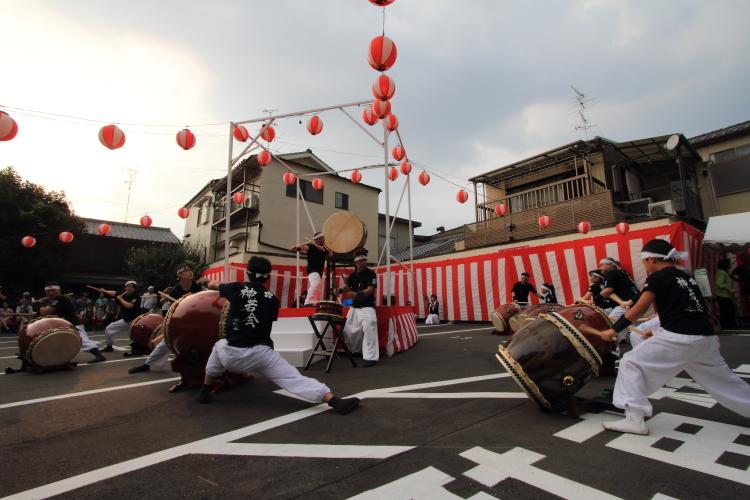 上七軒盆踊り_e0051888_121351.jpg