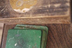 ガリガリはんこ教室=1日目=_f0226293_9551228.jpg