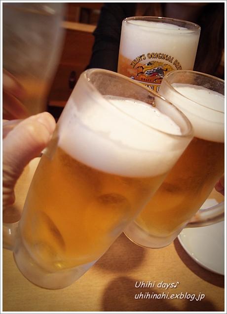 夏は蒲田ニーハオで餃子とビール!_f0179404_22475188.jpg