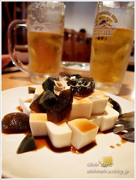 夏は蒲田ニーハオで餃子とビール!_f0179404_22482787.jpg