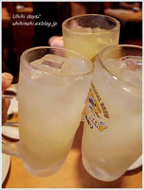 夏は蒲田ニーハオで餃子とビール!_f0179404_22512031.jpg