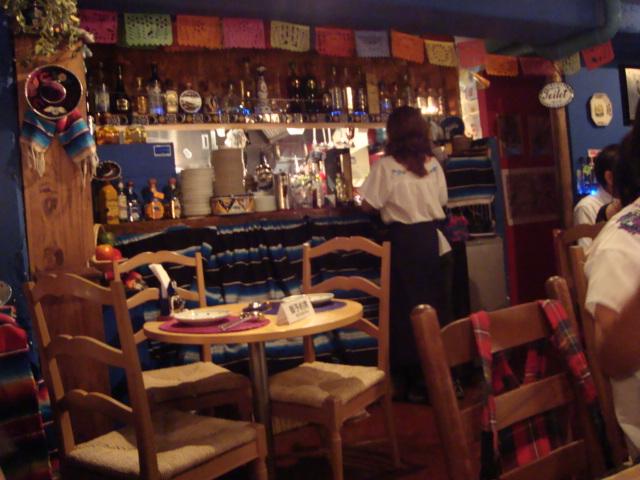 下北沢「メキシコ料理 テピート」へ行く。_f0232060_23251032.jpg
