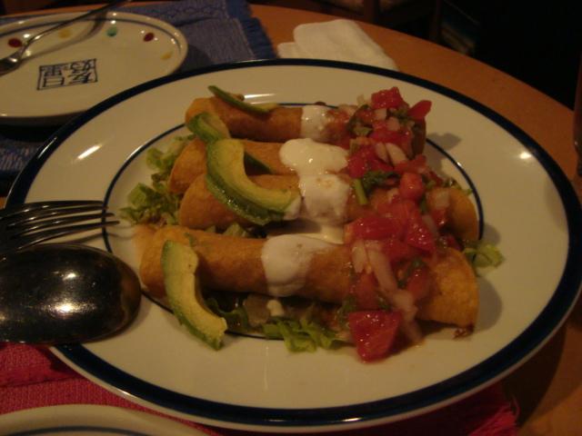 下北沢「メキシコ料理 テピート」へ行く。_f0232060_2339545.jpg