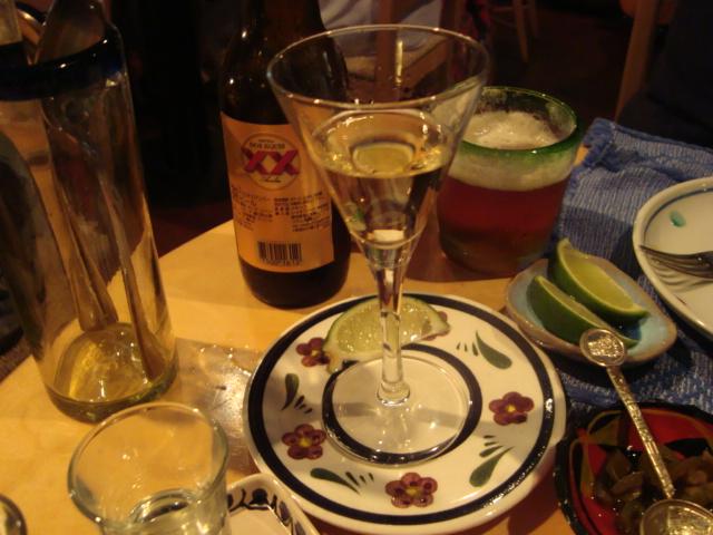下北沢「メキシコ料理 テピート」へ行く。_f0232060_23555172.jpg