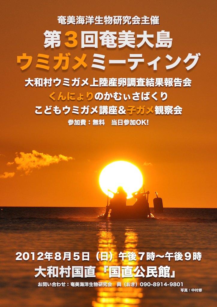 第3回奄美大島ウミガメミーティング開催のお知らせ_a0010095_928251.jpg