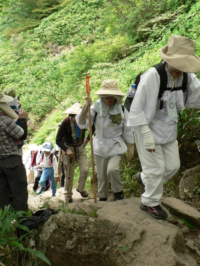 石鎚山(1982m)  (3) _f0219710_7165130.jpg