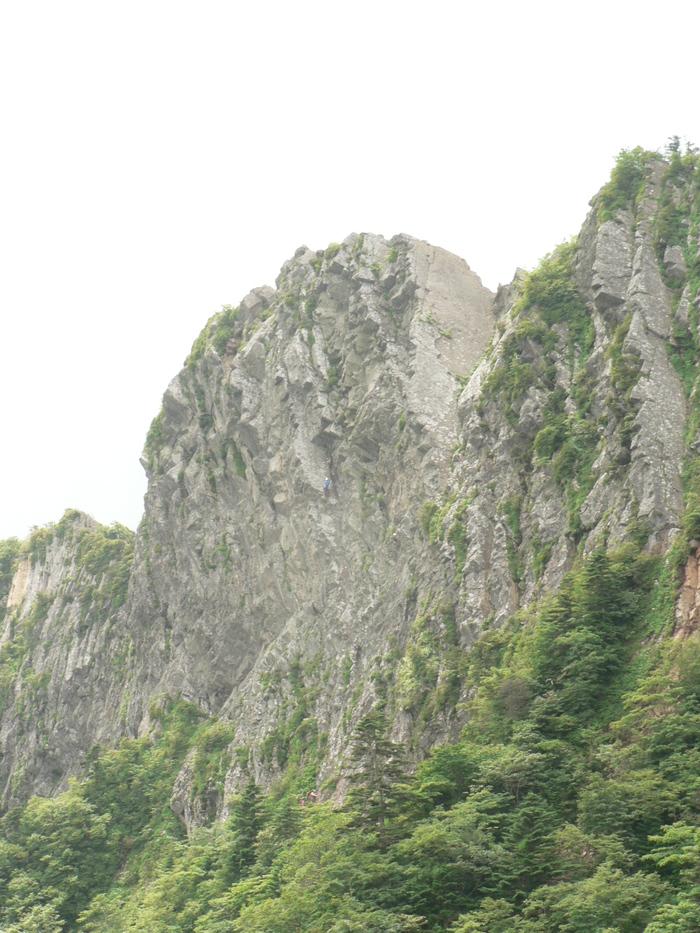 石鎚山(1982m)  (3) _f0219710_723734.jpg