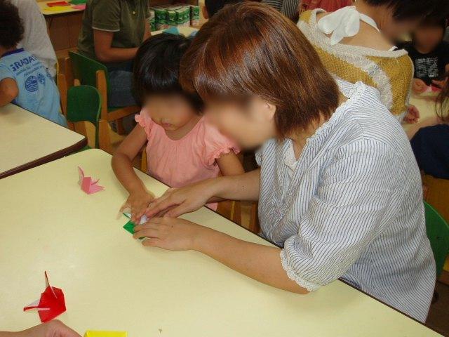 きい組 保育参観と給食懇談会_e0148419_9513352.jpg