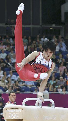 魔物と完成美 ロンドンオリンピックその二_e0083922_3185245.jpg