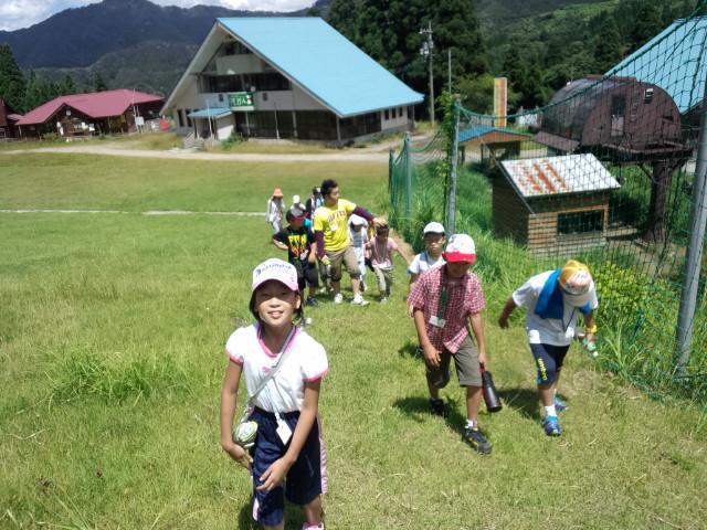 第42回 しらカバサマーキャンプ開催初日!_f0101226_0303559.jpg
