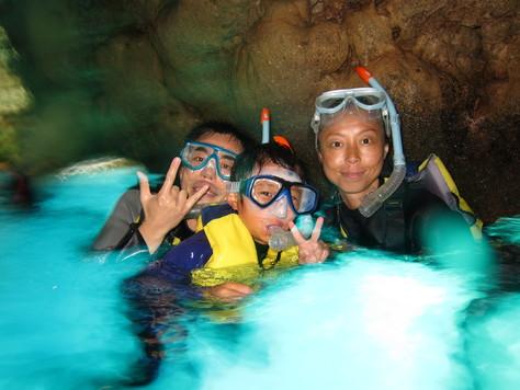8月2日青の洞窟DAY♪_c0070933_2191175.jpg