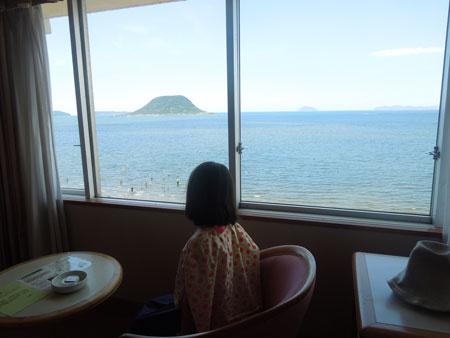 a la picine et a la plage de KARATSU_a0262845_13221735.jpg