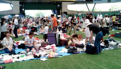 MOTTAINAIフリーマーケット開催報告@千里(NEW!)・所沢・秋葉原_e0105047_1762587.jpg