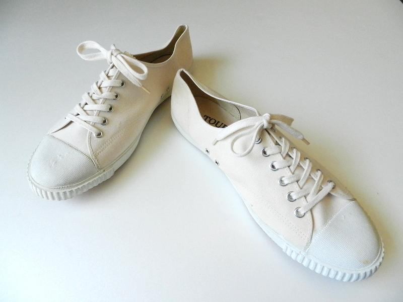 German army tretorn sneaker dead stock_f0226051_1247488.jpg