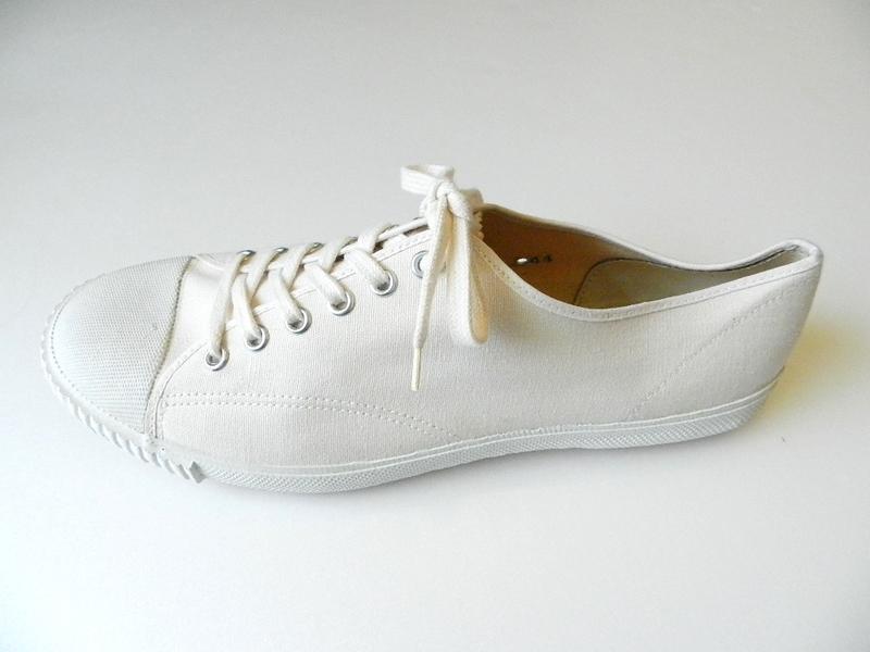 German army tretorn sneaker dead stock_f0226051_1247586.jpg