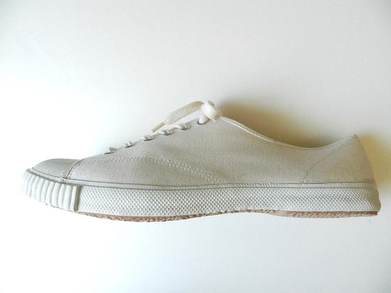 German army tretorn sneaker dead stock_f0226051_12482062.jpg