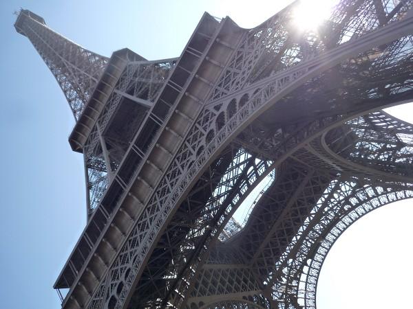 パリ : エッフェル塔に優先的にのぼる裏ワザ 「58トゥール・エッフェル」_e0152073_0592744.jpg