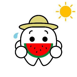 夏季休診日のお知らせ_b0226176_19301275.jpg