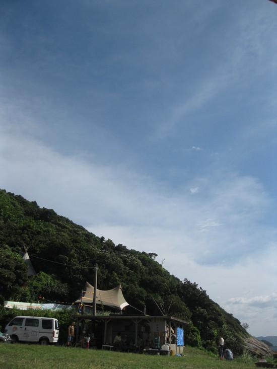 2012fullmoon gathering 「鷹島」へ~☆_a0125419_8321197.jpg