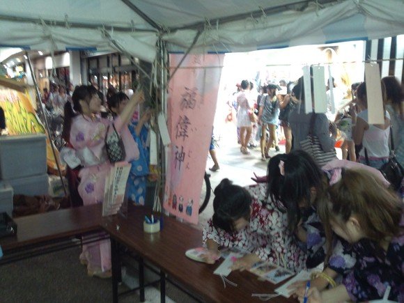 福井七夕祭り_f0067122_19335777.jpg