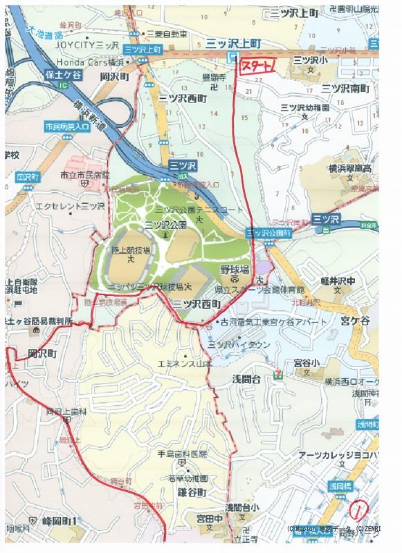鎌倉街道下道ウォーク5回目活動報告_a0215849_10104159.jpg