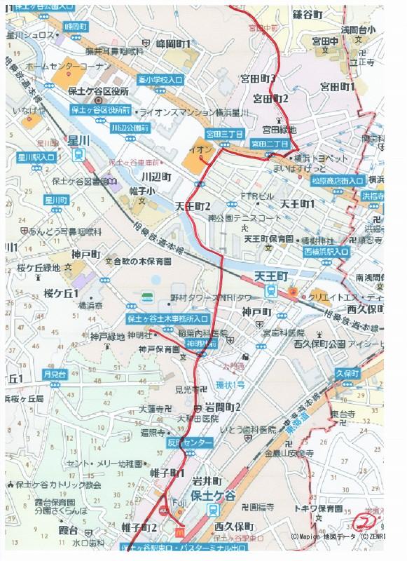 鎌倉街道下道ウォーク5回目活動報告_a0215849_10112341.jpg