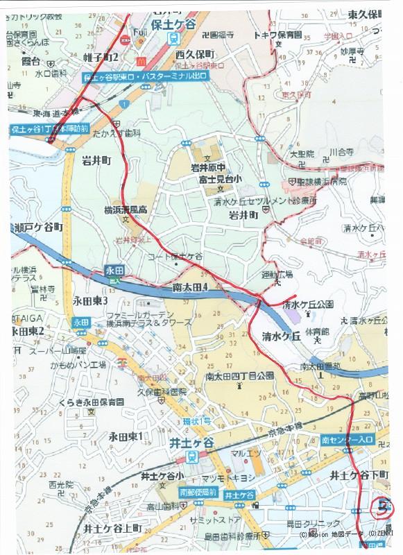 鎌倉街道下道ウォーク5回目活動報告_a0215849_1012319.jpg