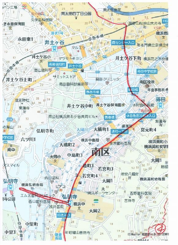 鎌倉街道下道ウォーク5回目活動報告_a0215849_10125461.jpg