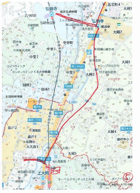 鎌倉街道下道ウォーク5回目活動報告_a0215849_10133643.jpg