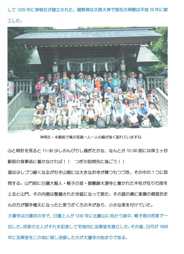 鎌倉街道下道ウォーク5回目活動報告_a0215849_1062089.jpg