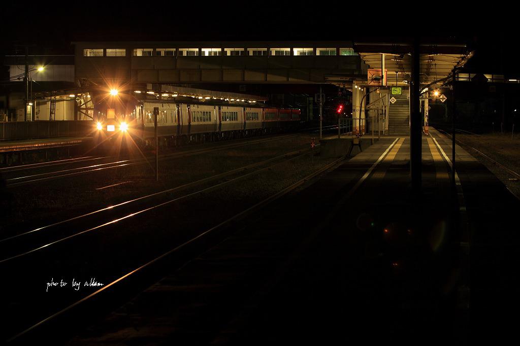 夜の鉄道あんどサロマロマンより~_a0039860_1916229.jpg