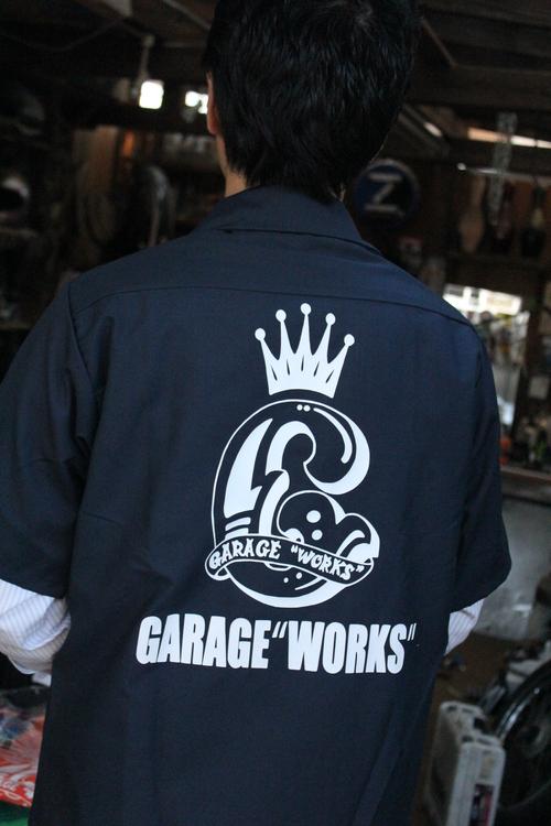 """GARAGE\""""WORKS\""""2012summer collection ! (笑)_a0193460_0285719.jpg"""
