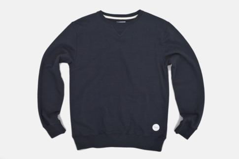SATURDAYS SURF NYC BOWERY CREWSWEAT BLACK:SORRY,SOLD OUT!_f0111683_14191838.jpg
