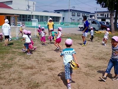 2012.8.2 大曲南保育園(大仙市)_e0272194_3155510.jpg