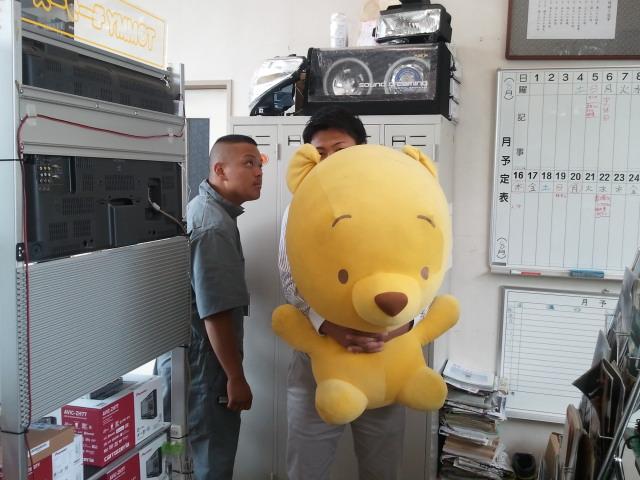 K様、アルファードご成約!!ウッチーブログ!!_b0127002_19461912.jpg