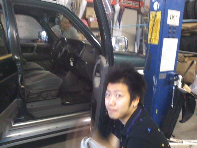 K様、アルファードご成約!!ウッチーブログ!!_b0127002_2095826.jpg