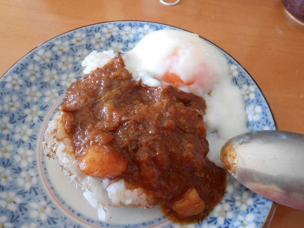 五島牛テールスープがフォンのカレー_a0095931_004497.jpg