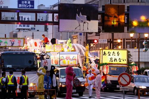 GO!GO!大漁パレード  8月4日_f0113639_17574752.jpg