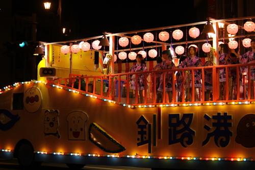 GO!GO!大漁パレード  8月4日_f0113639_17584376.jpg
