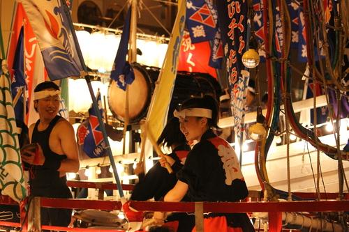 GO!GO!大漁パレード  8月4日_f0113639_17594759.jpg