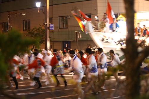 GO!GO!大漁パレード  8月4日_f0113639_1812849.jpg