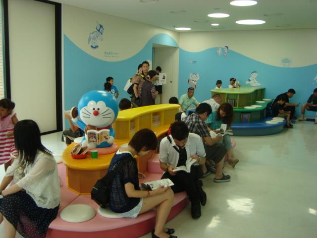登戸「藤子・F・不二雄ミュージアム」へ行く。_f0232060_21131548.jpg