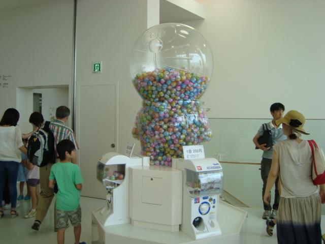 登戸「藤子・F・不二雄ミュージアム」へ行く。_f0232060_21145990.jpg