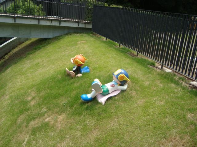 登戸「藤子・F・不二雄ミュージアム」へ行く。_f0232060_21165143.jpg