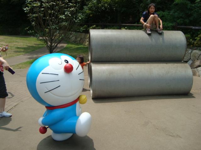登戸「藤子・F・不二雄ミュージアム」へ行く。_f0232060_21201376.jpg