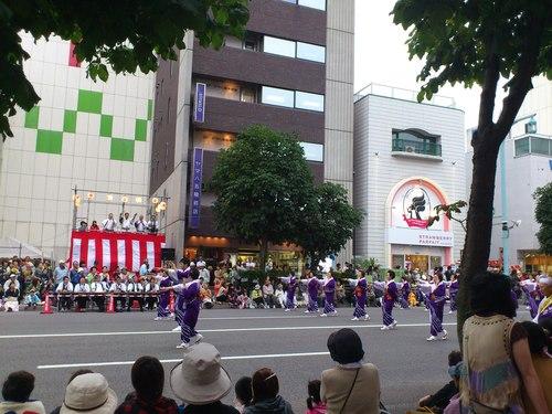 函館港まつり、ワッショイはこだて五稜郭パレード_b0106766_0575329.jpg