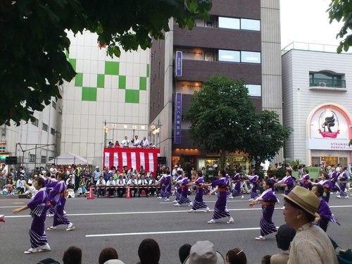 函館港まつり、ワッショイはこだて五稜郭パレード_b0106766_0575365.jpg