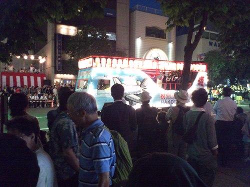 函館港まつり、いか踊り_b0106766_124065.jpg
