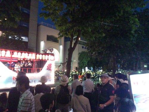 函館港まつり、いか踊り_b0106766_124173.jpg